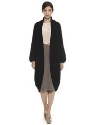 Вязаное пальто BRUSNIKA