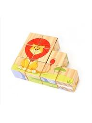 Кубики Игрушки из дерева