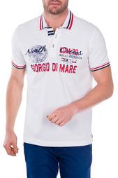 Футболка-поло Giorgio DI Mare