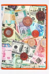 Обложка для паспорта Flioraj