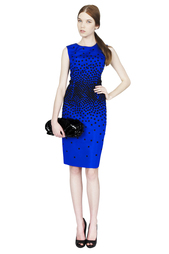 Платье-футляр Jason Wu