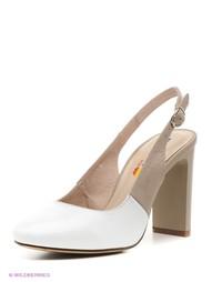 Белые Туфли EVITA