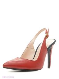 Красные Туфли Trussardi