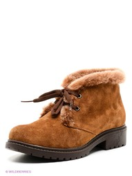 Оранжевые Ботинки Benta