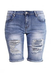 Шорты джинсовые Kiss Pink