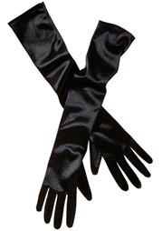Сатиновые перчатки PETITE FLEUR