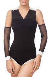 Боди-блузка Viva Donna