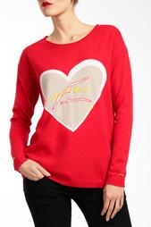Пуловер Like a Bird