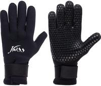 Перчатки неопреновые Joss, 3 мм