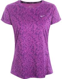Футболка женская Nike Pronto Miler Crew
