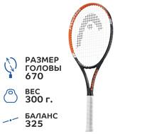 Ракетка для большого тенниса Head Radical Elite