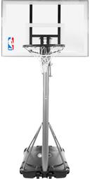 Баскетбольная стойка Spalding Silver 44 Rechtangle Acrylic