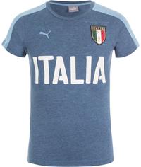Футболка мужская Puma Figc Italia Azzurri Graphic Tee