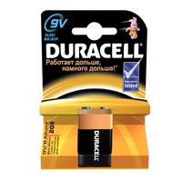 Батарейка щелочная Duracell Basic 9V/6LR61
