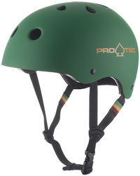 Шлем Pro-Tec Matte Rasta