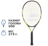 Ракетка для большого тенниса детская Babolat Nadal Junior 23