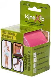 Кинезио-тейп Kinexib tape, розовый