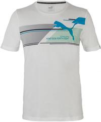 Футболка мужская Puma Fun Dry Graphic Tee