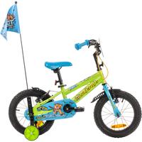Велосипед детский для мальчиков Stern Robot 14