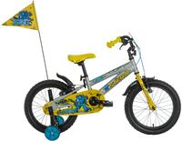 Велосипед детский для мальчиков Stern Robot 16