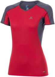 Футболка женская Salomon Trail Runner