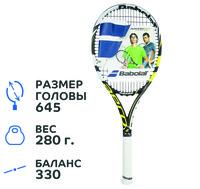 Ракетка для большого тенниса Babolat Aeropro Team GT