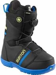 Ботинки сноубордические детские Burton Zipline Boa