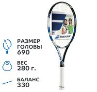Ракетка для большого тенниса Babolat Pure Drive 107 GT