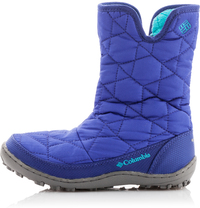 Ботинки детские Columbia Minx Slip Omni-Heat Waterproof