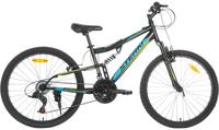 Велосипед подростковый для мальчиков Stern Attack FS 24