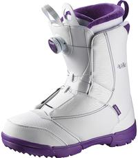 Ботинки сноубордические женские Salomon Pearl Boa