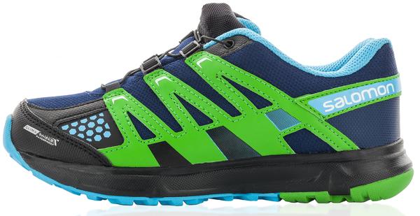 Ботинки для мальчиков Salomon Xr Mission Cswp