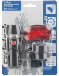 Набор велосипедных фонарей Cyclotech