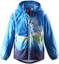 Куртка для мальчиков Reima Liquid ocean