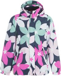 Куртка для девочек Reima Sundae fucshia fun