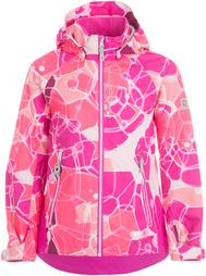 Куртка для девочек Reima Bubbly fucshia fun