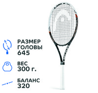 Ракетка для большого тенниса Head YouTek Graphene Speed MP