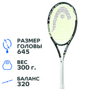 Ракетка для большого тенниса Head Graphene XT Speed MP