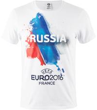 Футболка мужская UEFA