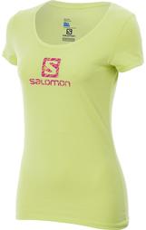 Футболка женская Salomon No Strings Logo