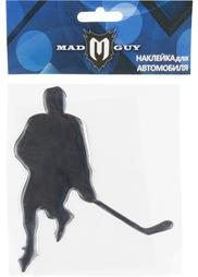 Наклейка на авто Mad Guy