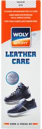 Крем для ухода за обувью из гладкой кожи Woly Sport, бесцветный