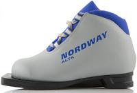 Ботинки для беговых лыж детские Nordway Alta 75 mm