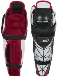 Щитки хоккейные Bauer Vapor X 60