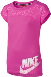 Футболка для девочек Nike Burnout