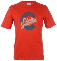 Футболка мужская Columbia Sleeve C Sportswear
