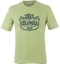 Футболка мужская Columbia Mountain Shield