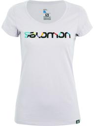 Футболка женская Salomon Pleatplease