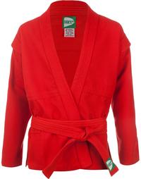 Куртка для самбо Green Hill