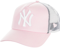 Бейсболка женская New Era K Clean Trucker MLB NEYYAN PNKWHI